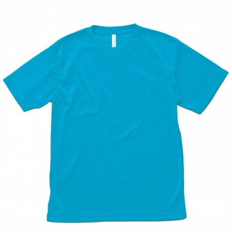 【Natural Smile】LIGHT DRY T-SHIRT(Turquoise)/ライトドライ Tシャツ(ターコイズ)