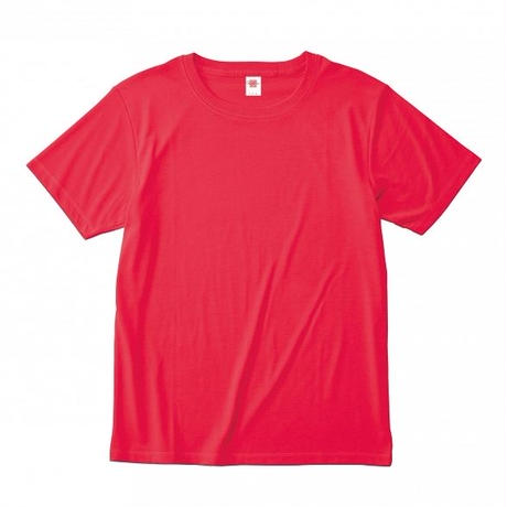 【Natural Smile】HYBRID T-SHIRT(V Red)/ハイブリッド Tシャツ(V レッド)