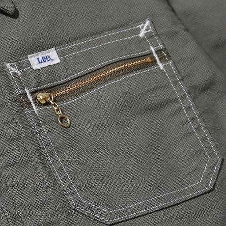 【Lee】MENS ZIP-UP JACKET(NAVY)/メンズジップアップジャケット(ネイビー)