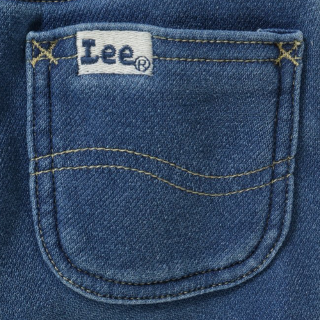 【Lee Baby】STRAIGHT(M.USED)/ストレートウォーム(中色ブルー)80〜100size