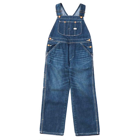 【Lee Baby】OVERALLS(D.USED)/オーバーオール(濃色ブルー)80〜115size