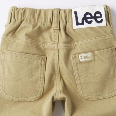 【Lee Baby】STRAIGHT(BEIGE)/ストレート( ベージュ)80〜100size