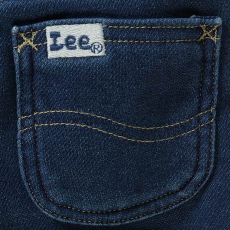 【Lee Baby】STRAIGHT(D.USED)/ストレートウォーム(濃色ブルー)80〜100size