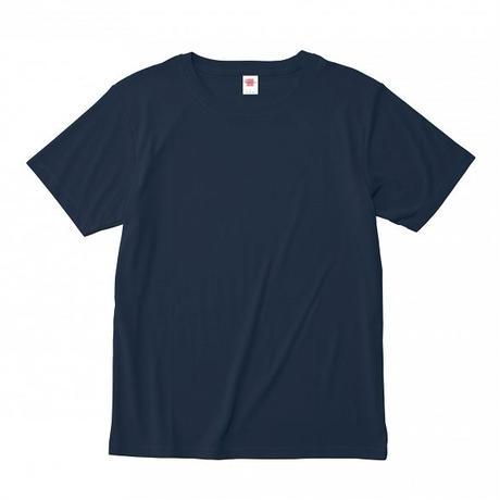 【Natural Smile】HYBRID T-SHIRT(Navy)/ハイブリッドTシャツ(ネイビー)