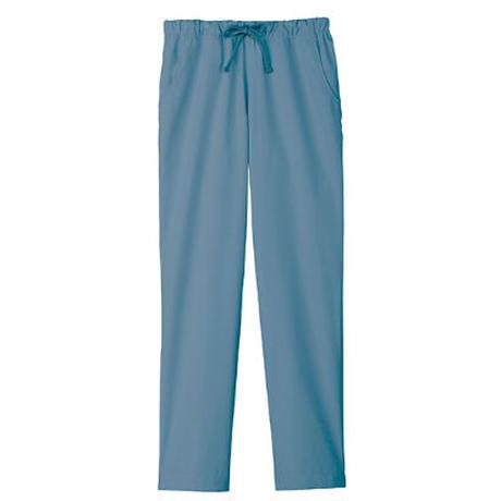 【Natural Smile】UNISEX SCRUB PANTS(BLUE)/ユニセックススクラブパンツ(ブルー)
