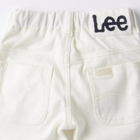 【Lee Baby】STRAIGHT(WHITE)/ストレート(ホワイト)80〜100size