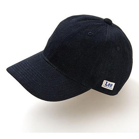 【Lee】 BASEBALL CAP(Indigo Navy)/ベースボール キャップ(インディゴネイビー)