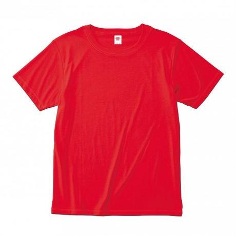 【Natural Smile】HYBRID T-SHIRT(Red)/ハイブリッドTシャツ(レッド)
