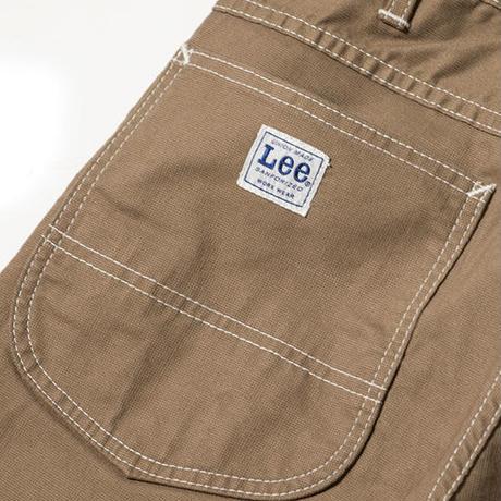 【Lee】LADIES PAINTER PANTS(Camel)/レディースペインターパンツ(キャメル)