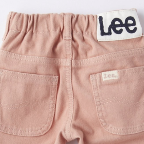 【Lee Kids】STRAIGHT(PINK)/ストレート(ピンク)110〜120size