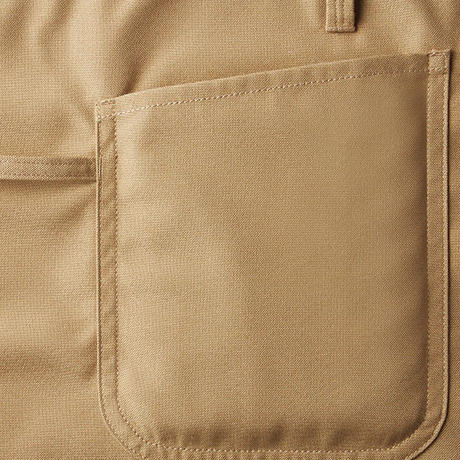 【Natural Smile】2WAY APRON(Brown)/2ウェイエプロン(ブラウン)
