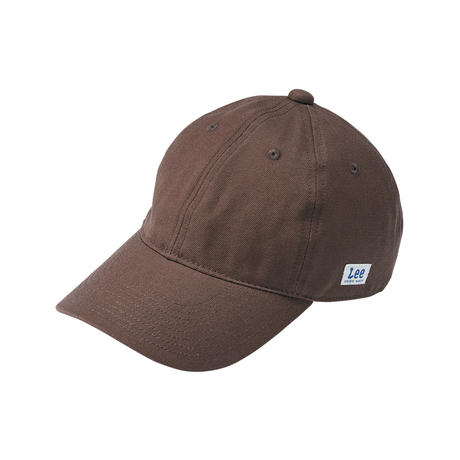 【Lee】BASEBALL CAP(Brown)/ベースボールキャップ(ブラウン)