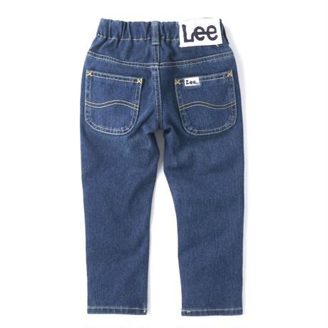 【Lee Kids】STRAIGHT(D.USED)/ストレート(濃色ブルー)110〜120siz