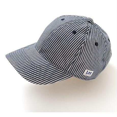 【Lee】 BASEBALL CAP(White×Blue)/ベースボール キャップ(ホワイト×ブルー)