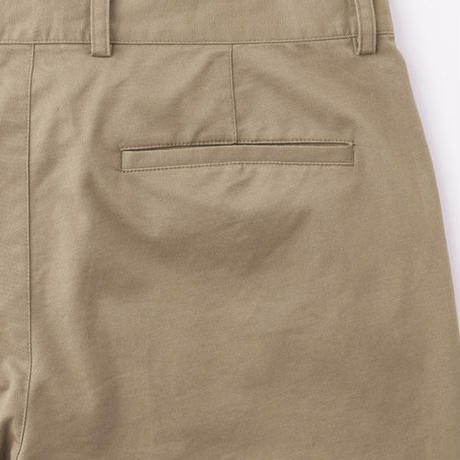 【Natural Smile】MENS STRAIGHT PANTS(Khaki)/メンズストレートパンツ(カーキ)