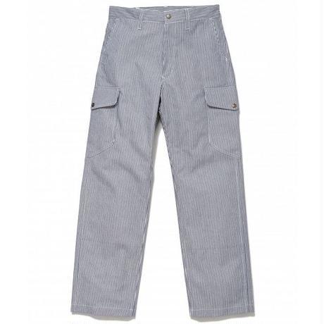 【Lee】MENS CARGO PANTS(White×Blue)/メンズ カーゴパンツ(ホワイト×ブルー)
