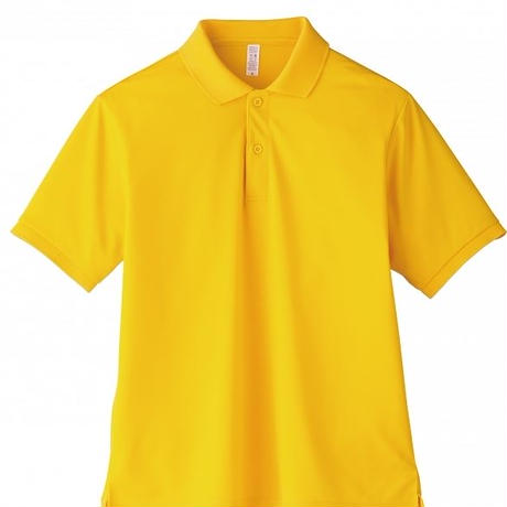 【Natural Smile】UNISEX POLO SHIRT(Daisy)/ポロシャツ ユニセックス(デイジー)