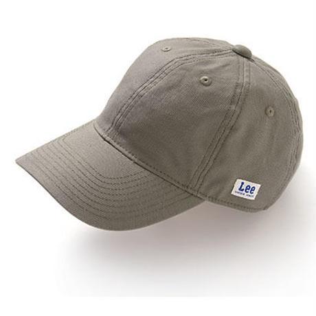 【Lee】BASEBALL CAP(Khaki)/ベースボール キャップ(カーキ)
