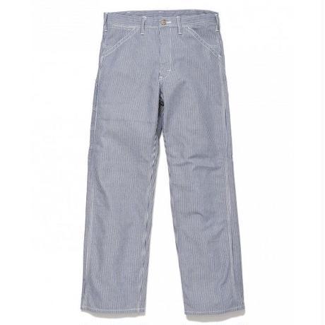 【Lee】MENS PAINTER PANTS(White×Blue)/メンズ ペインターパンツ(ホワイト×ブルー)