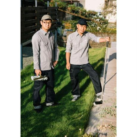 【Lee】MENS CARGO PANTS(Indigo Navy)/メンズカーゴパンツ(インディゴネイビー)