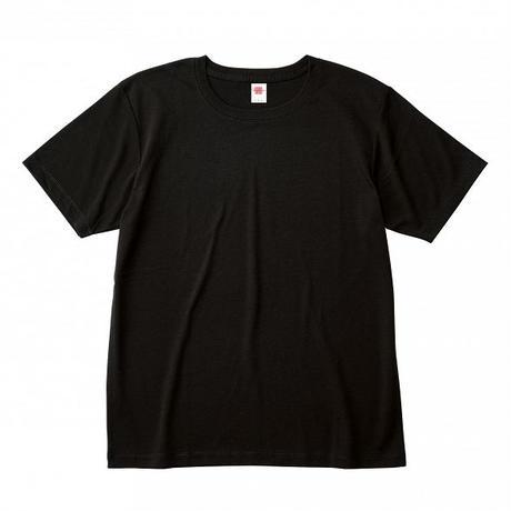 【Natural Smile】HYBRID T-SHIRT(V Black)/ハイブリッド Tシャツ(V ブラック)