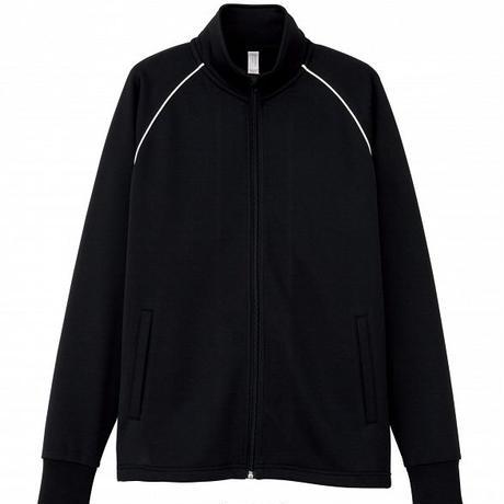 【Natural Smile】TRAINING JACKET(Black)/トレーニングジャケット(ブラック)