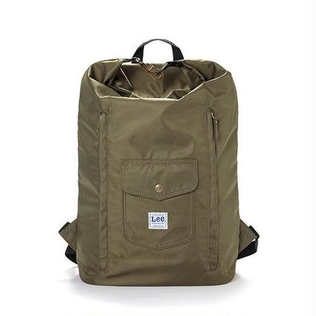 【Lee】BACKPACK(Khaki)/リュックサック(カーキ)