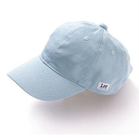 【Lee】 BASEBALL CAP(Blue)/ ベースボール キャップ(ブルー)