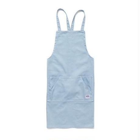 【 Lee】BIB APRON(Blue)/胸当て エプロン(ブルー)