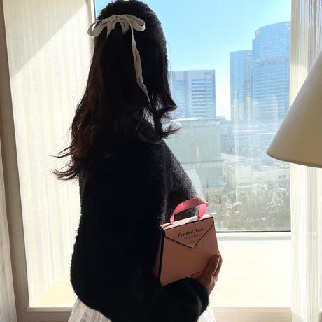 """MY FLEUR BAG"" (中身なし)"