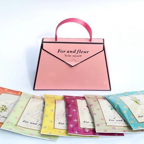 """ MY FLEUR BAG ""×3                                    リース1つプレゼント💐"
