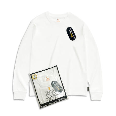 CORDURA® LONG SLEEVE T-Shirts / White