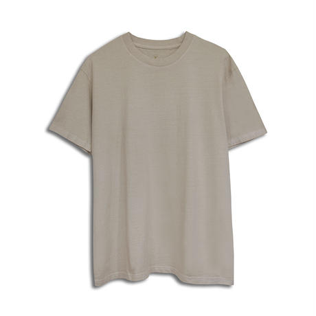 OVER-DYE PACK T-Shirts / SAND BEIGE & ARMY GREEN