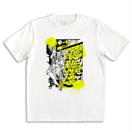 KIO / Graffiti won't die / 9月下旬発送予定