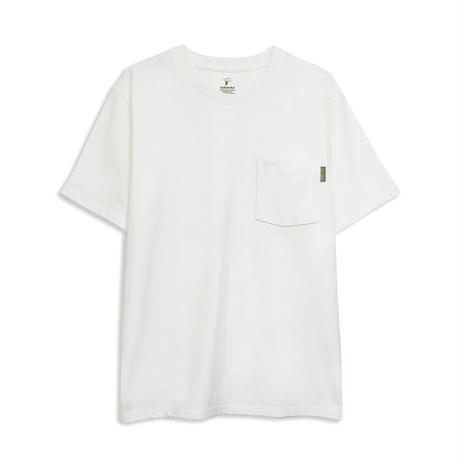 CORDURA® POCKET T-Shirts / White