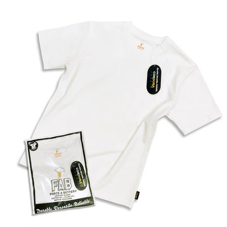 CORDURA® T-Shirts / White