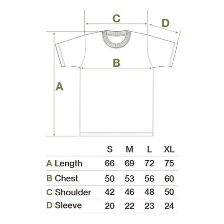 BASIC MILITECH T-shirt 2枚パックT