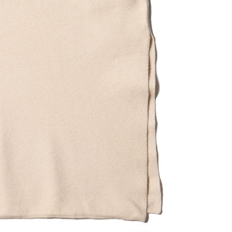 Collar knit one-piece