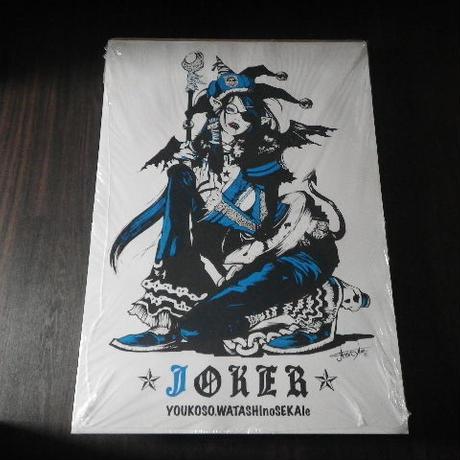 【A1ポスター】 jbsytleイラスト 『JOKER』