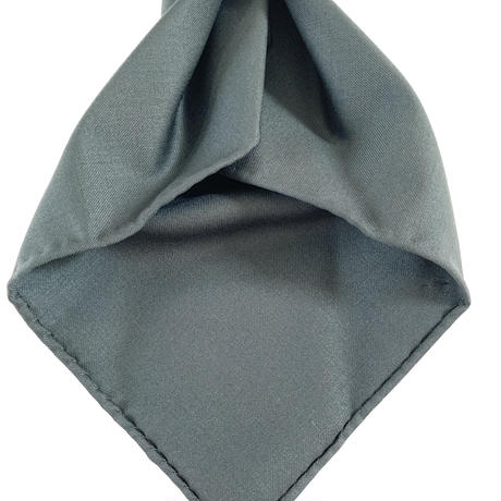 Atto Vannucci(アット ヴァンヌッチ) Wool Tie Black【Settepieghe】80506