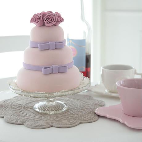 パティシエ認定バラのケーキコース通信講座キット