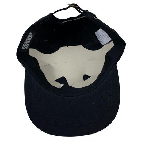 """CLOUD9"" 6panel cap (Black)"