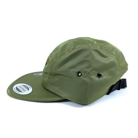 MA1- 5PANEL JET CAP (OLIVE)
