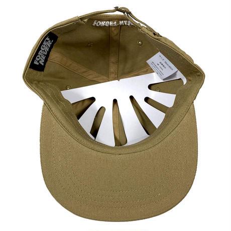 """""""CLOUD9"""" 6panel cap (Beige)"""