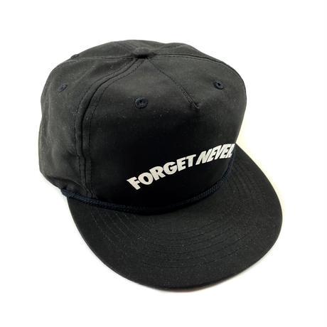 """ARCH LOGO"" 5PANEL CAP (BLACK)"