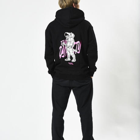 """JOEY KAOTYK x FORGET NEVER """"THE DYNASTY"""" HOODIE (BLACK)"""