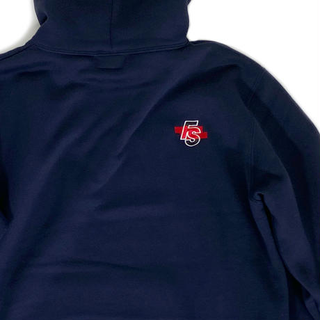 """""""S.R.E.A.M. x FORGET NEVER 2021 """" HOODIE 【NAVY】"""