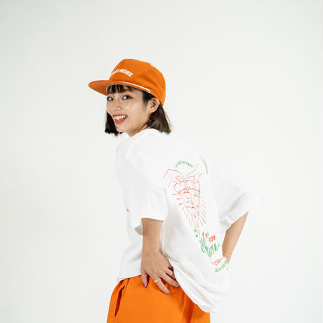 """""""HAVE A GOOD SLICE"""" T-SHIRTS (WHITE)"""