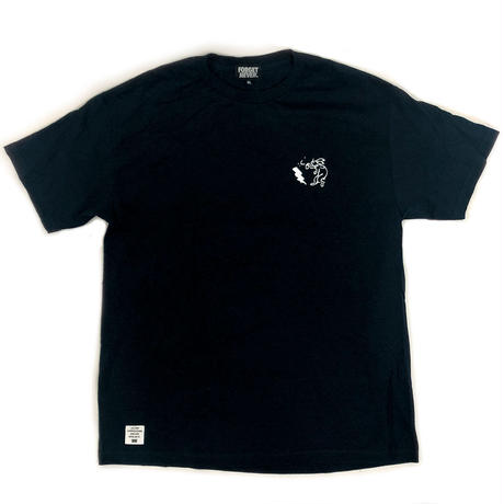ANIMAL CYPHER - Short Sleeve TEE【NAVY/WHITE】