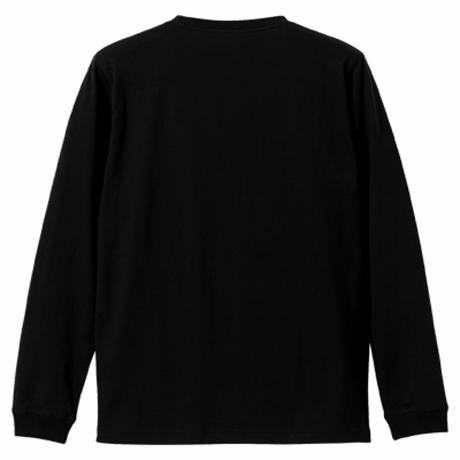 formorloverロングTシャツ黒
